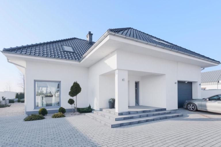 Fassadengestaltung Altbau und Neubau