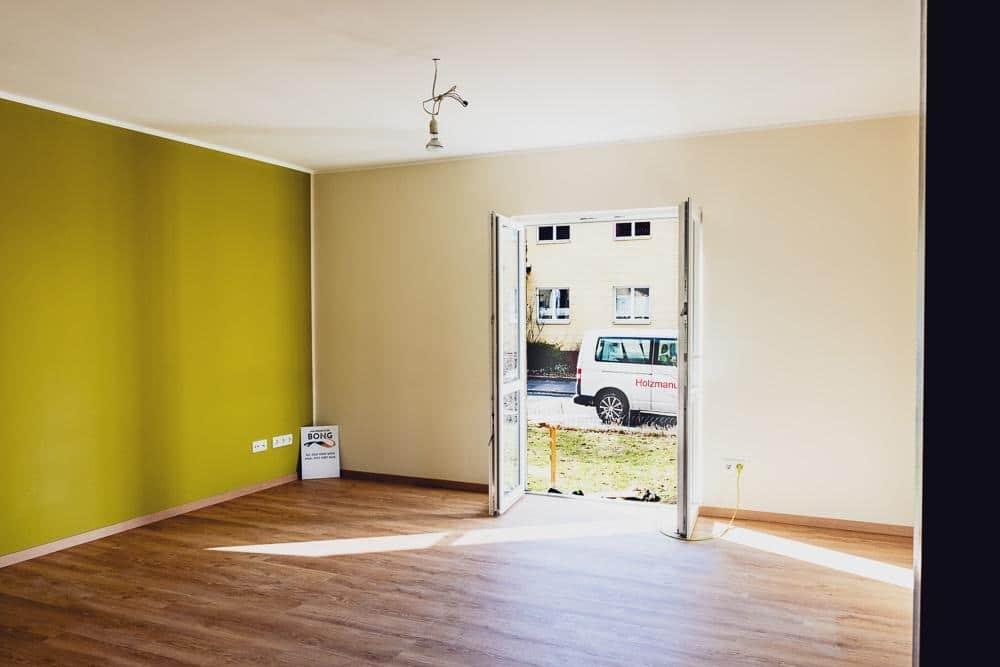 Malerarbeiten Innen - Nachher